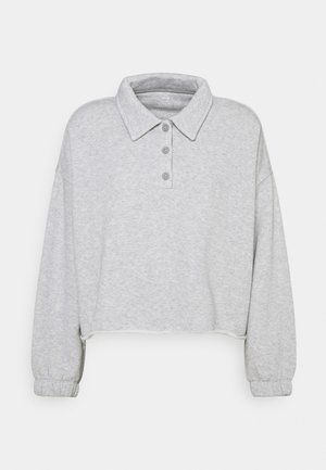 Sweatshirt - medium heather gray