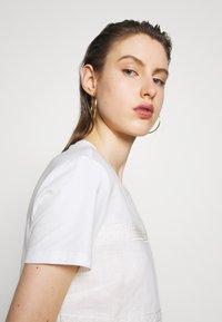 WEEKEND MaxMara - ORI - T-shirt con stampa - white - 3