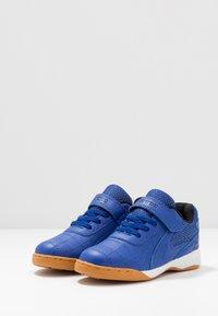 Kappa - FURBO UNISEX - Sports shoes - blue/black - 3