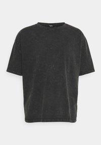 Tigha - YORICK - Print T-shirt - vintage black - 4