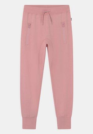 ASHLEY - Pantalones deportivos - rosequartz