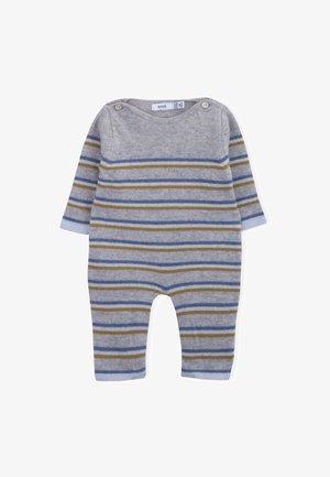 NEWBORN JADEN - Jumpsuit - illusion stripes
