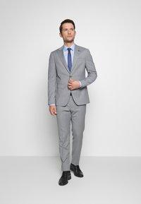 Tommy Hilfiger Tailored - SUIT SLIM FIT - Oblek - grey - 1