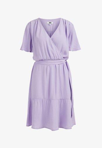 MET BLOEMENDESSIN - Day dress - lilac
