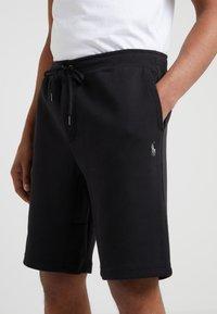 Polo Ralph Lauren - DOUBLE KNIT TECH-SHO - Shorts - black - 4