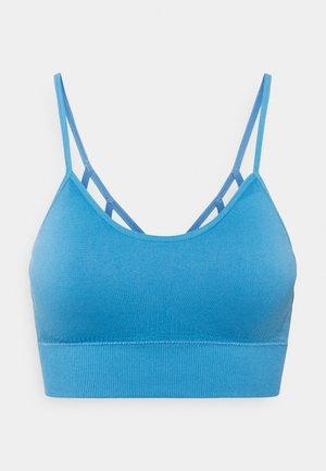 ELIANA - Sportovní podprsenky s lehkou oporou - blue