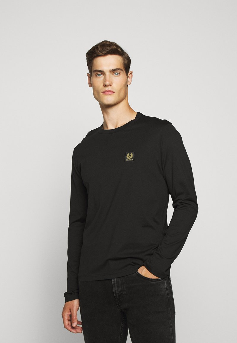 Belstaff - LONG SLEEVED  - Langarmshirt - black