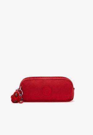 Pencil case - cherry tonal