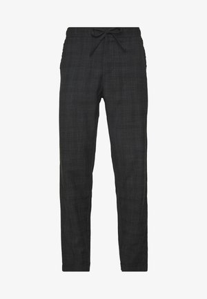 CASTLE - Trousers - charcoal