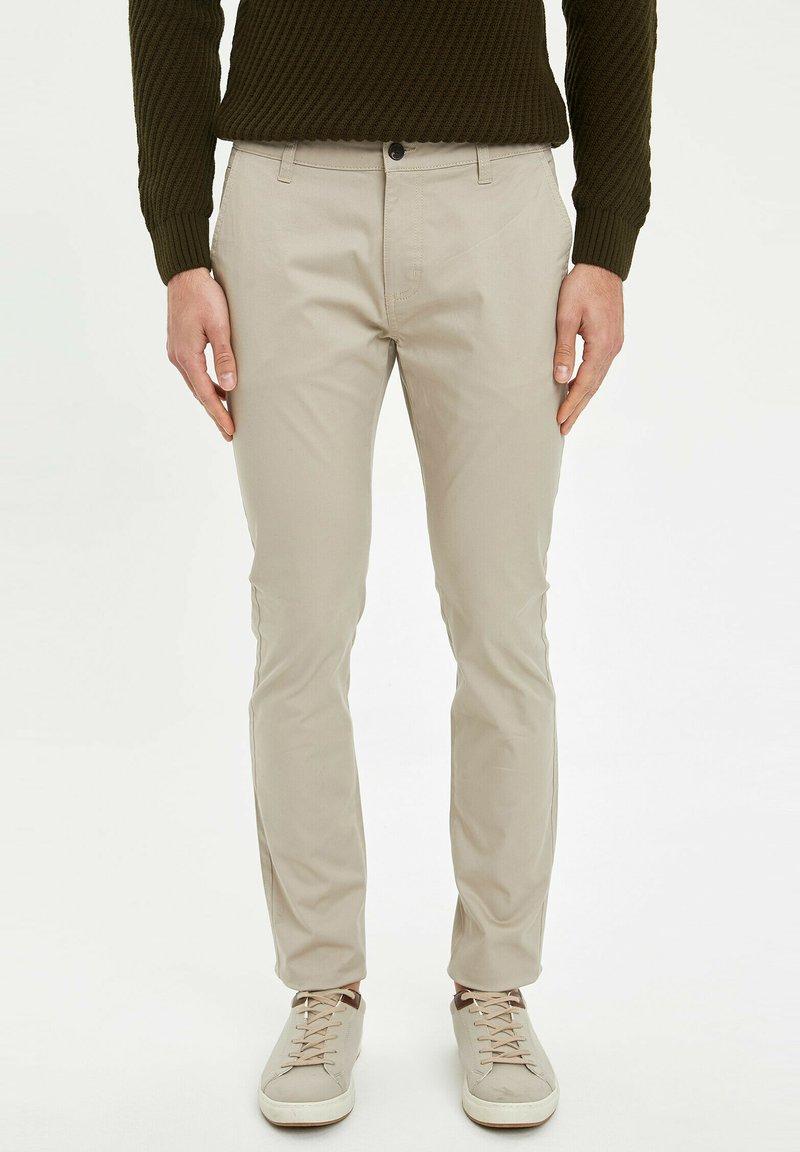DeFacto - Trousers - beige