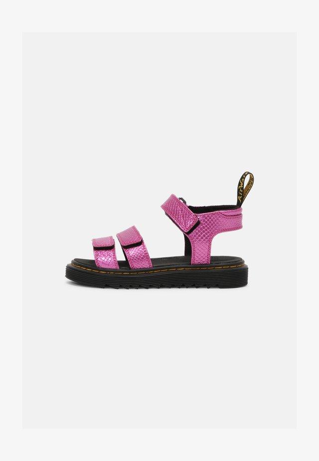 KLAIRE - Sandalen - pink
