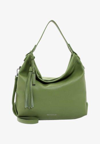 ELIANA - Handbag - green