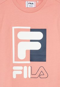 Fila - SAKU - Camiseta estampada - lobster bisque - 3