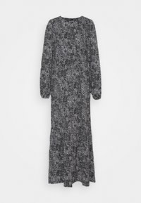 Vero Moda Tall - VMPYM ANCLE DRESS - Maxi dress - black/white - 0