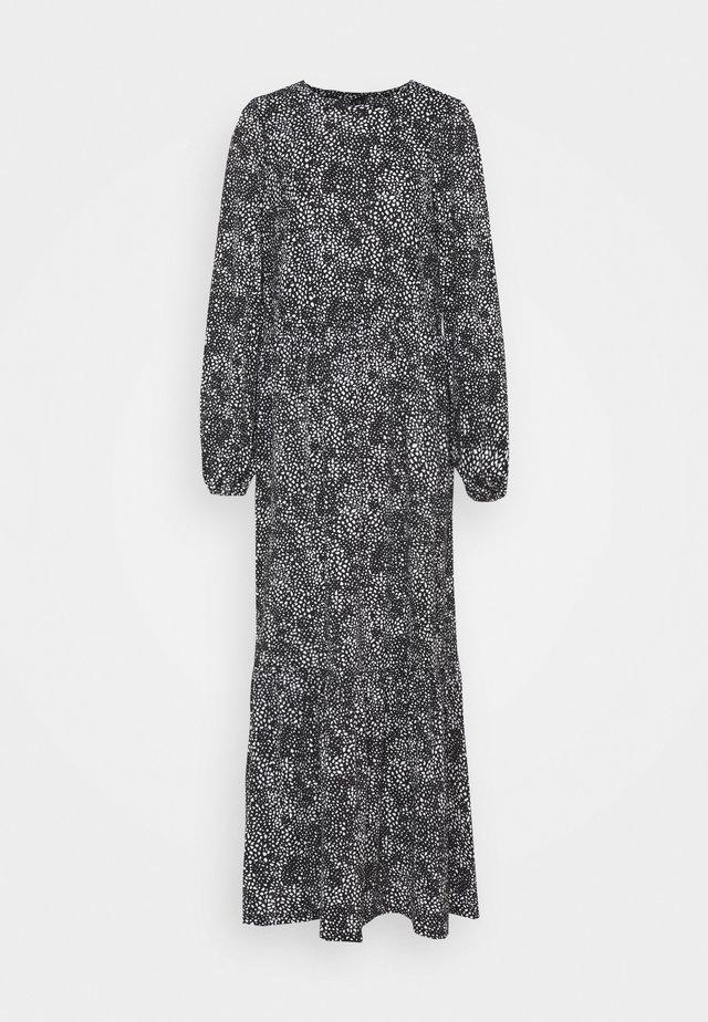 VMPYM ANCLE DRESS - Maxi dress - black/white