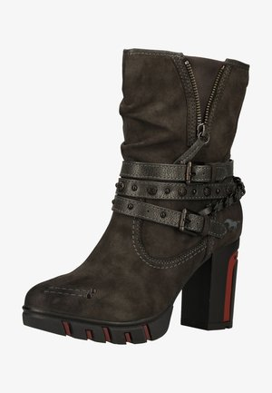 Classic ankle boots - dunkelgrau 20