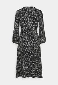 Anna Field - Day dress - black/white - 1