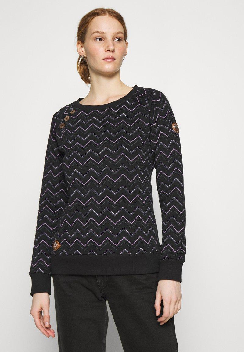 Ragwear - DARIA - Sweatshirt - black