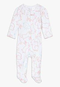 Carter's - GIRL ZGREEN BABY - Pyžamo - white/multicolor - 0
