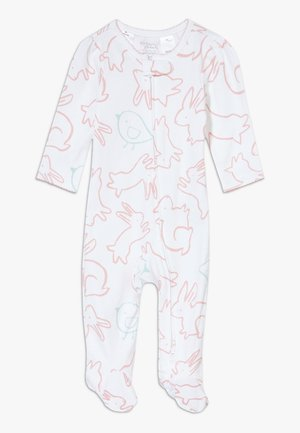 GIRL ZGREEN BABY - Pyžamo - white/multicolor