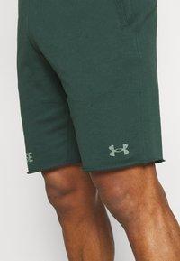 Under Armour - ROCK IRON SHORT - Pantaloncini sportivi - ivy - 3