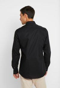 Eterna - SLIM FIT - Kostymskjorta - black - 2