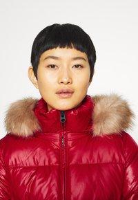 Calvin Klein - ESSENTIAL REAL COAT - Down coat - tango red - 3