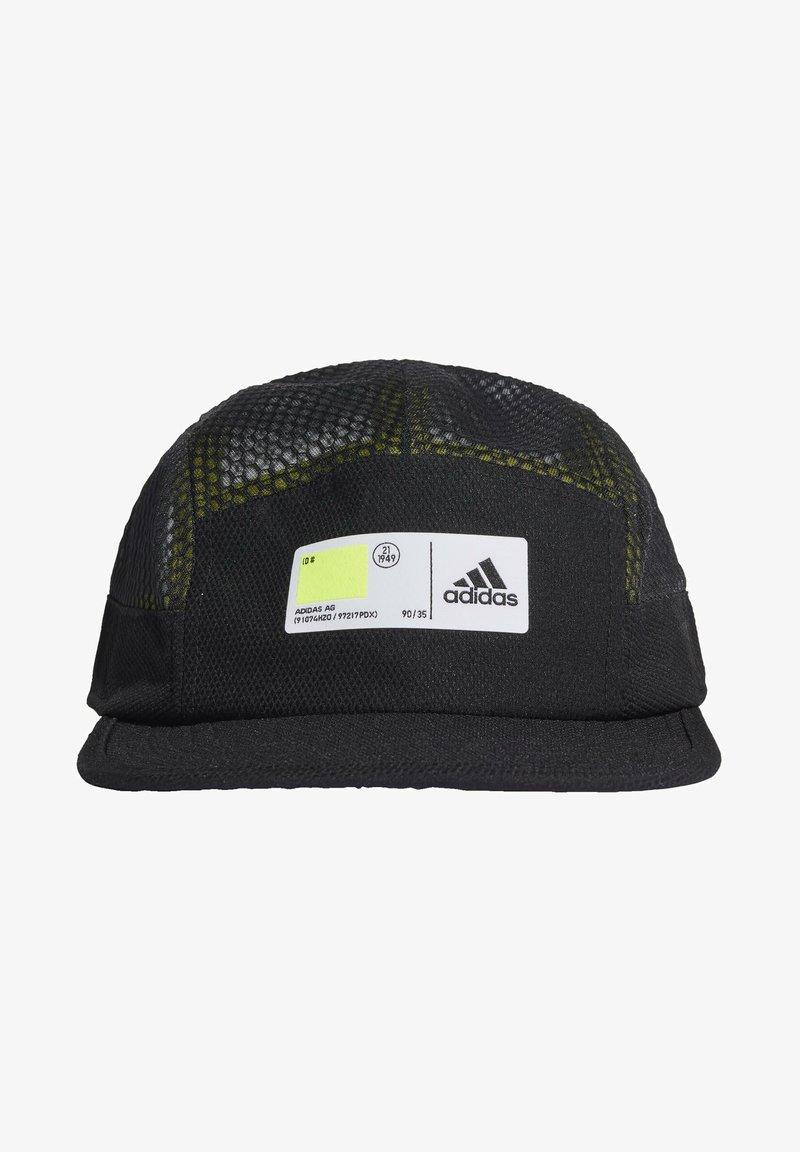 adidas Performance - Five-Panel TECH CAP TRAINING WORKOUT - Cappellino - black