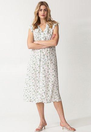 LEMONI - Denní šaty - green