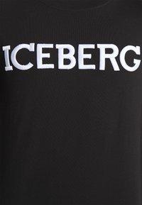Iceberg - T-shirt imprimé - nero - 6