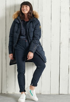 KUMANO  - Winter coat - eclipse navy