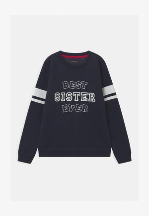 GIRLS  - Sweater - navy blazer