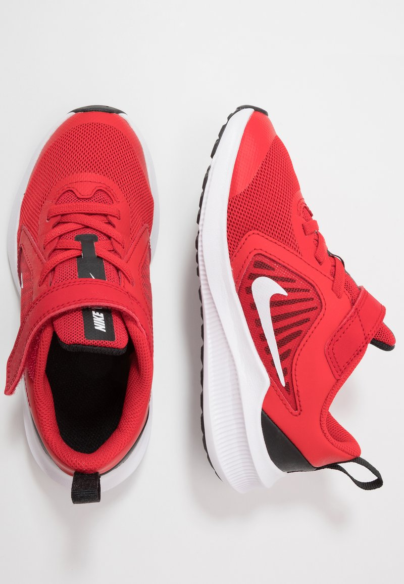Nike Performance - DOWNSHIFTER 10 - Zapatillas de running neutras - universe red/white/black