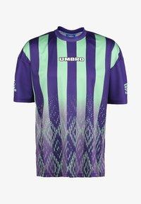 Umbro - Club wear - heliotrope / aqua mint - 0