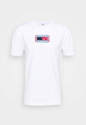 TIMELESS TEE UNISEX - Print T-shirt - white