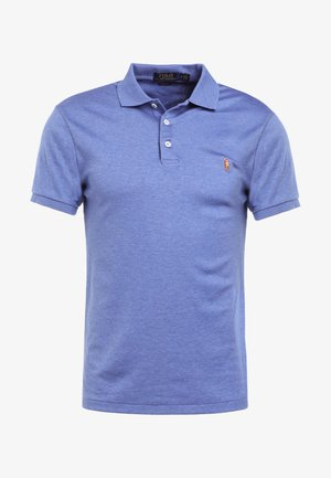 Poloshirt - faded royal heather