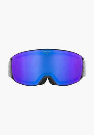 NAKISKA HM - Masque de ski - black-grey