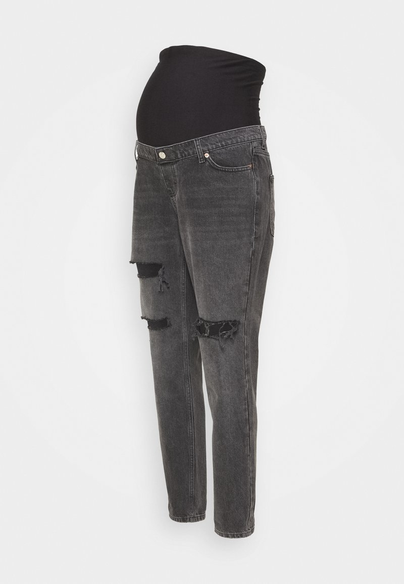 Topshop Maternity - MOM - Jeans Skinny Fit - washed black