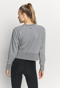 Nike Performance - DRY GET FIT - Sweater - carbon heather/black - 2