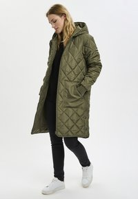 Kaffe - PTILLA - Winter coat - grape leaf - 1