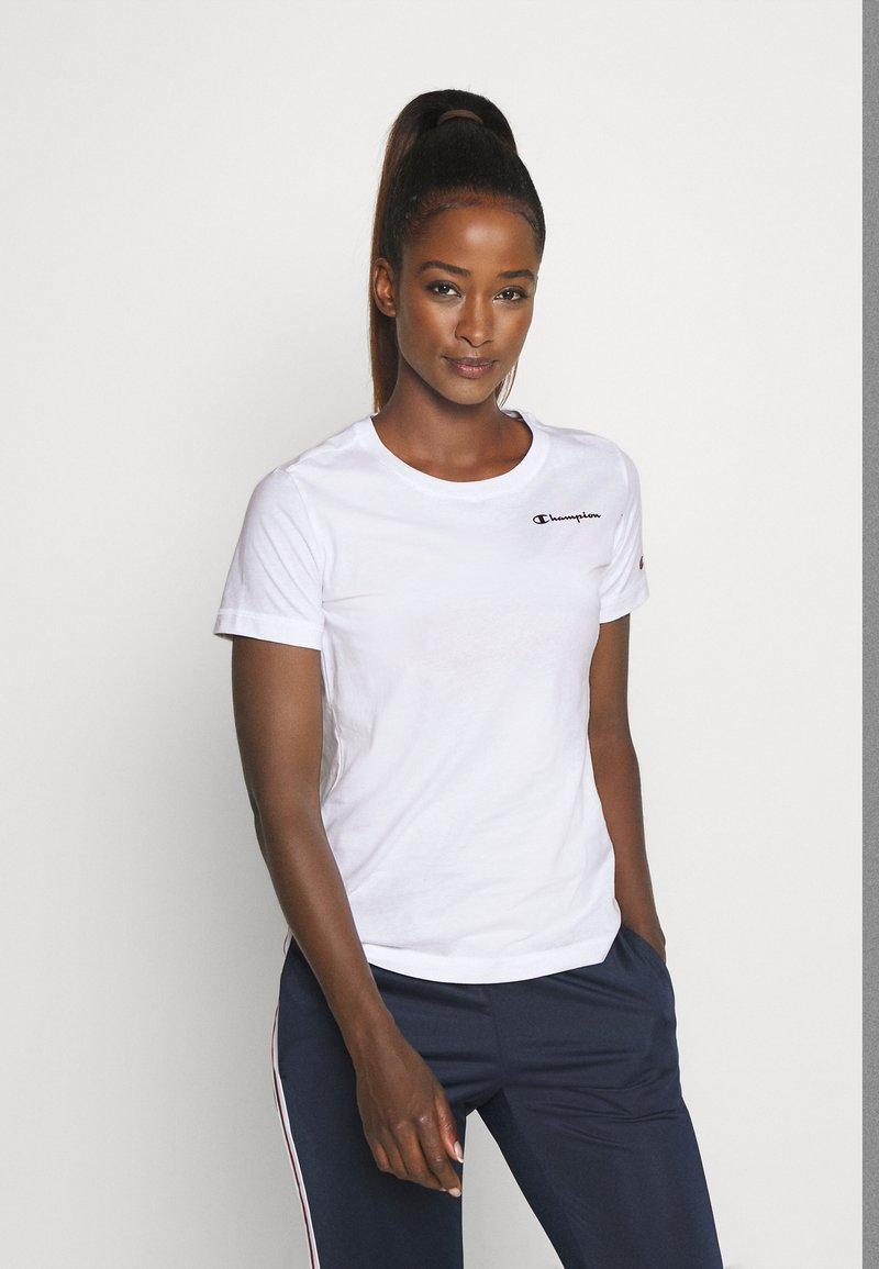 Champion - T-shirt basic - white