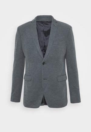 Blazer jacket - grey blue