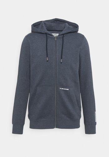 HOODY JACKET  - Zip-up hoodie - sky captain blue