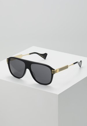 Occhiali da sole - black/gold/grey