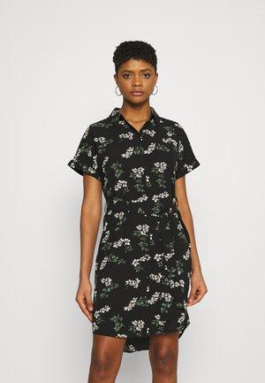 VMSAGA DRESS - Košilové šaty - black