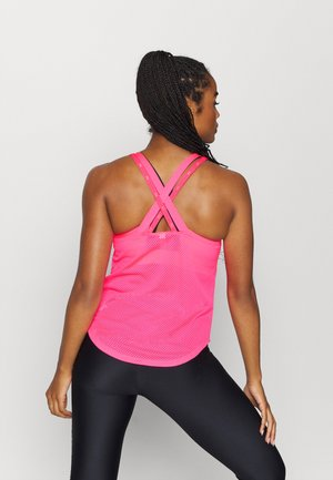 SPORT X BACK TANK - Sports shirt - cerise