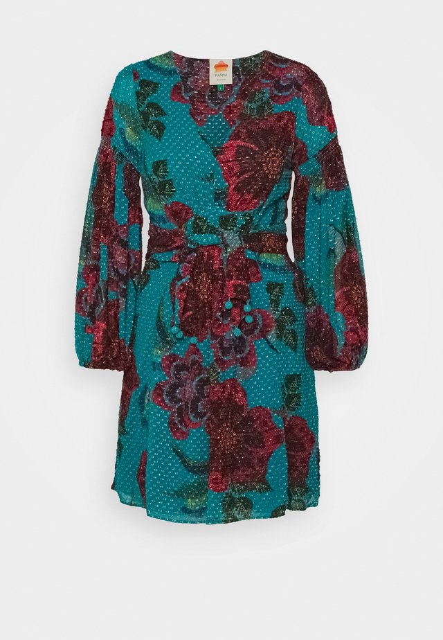 BRILLIANT FLORAL DRESS - Hverdagskjoler - multi