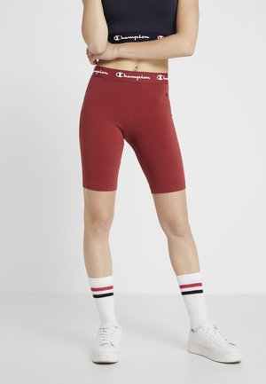 BIKE SHORTS - Legging - red