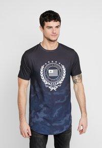 Supply & Demand - FUSE - T-shirt con stampa - black - 0