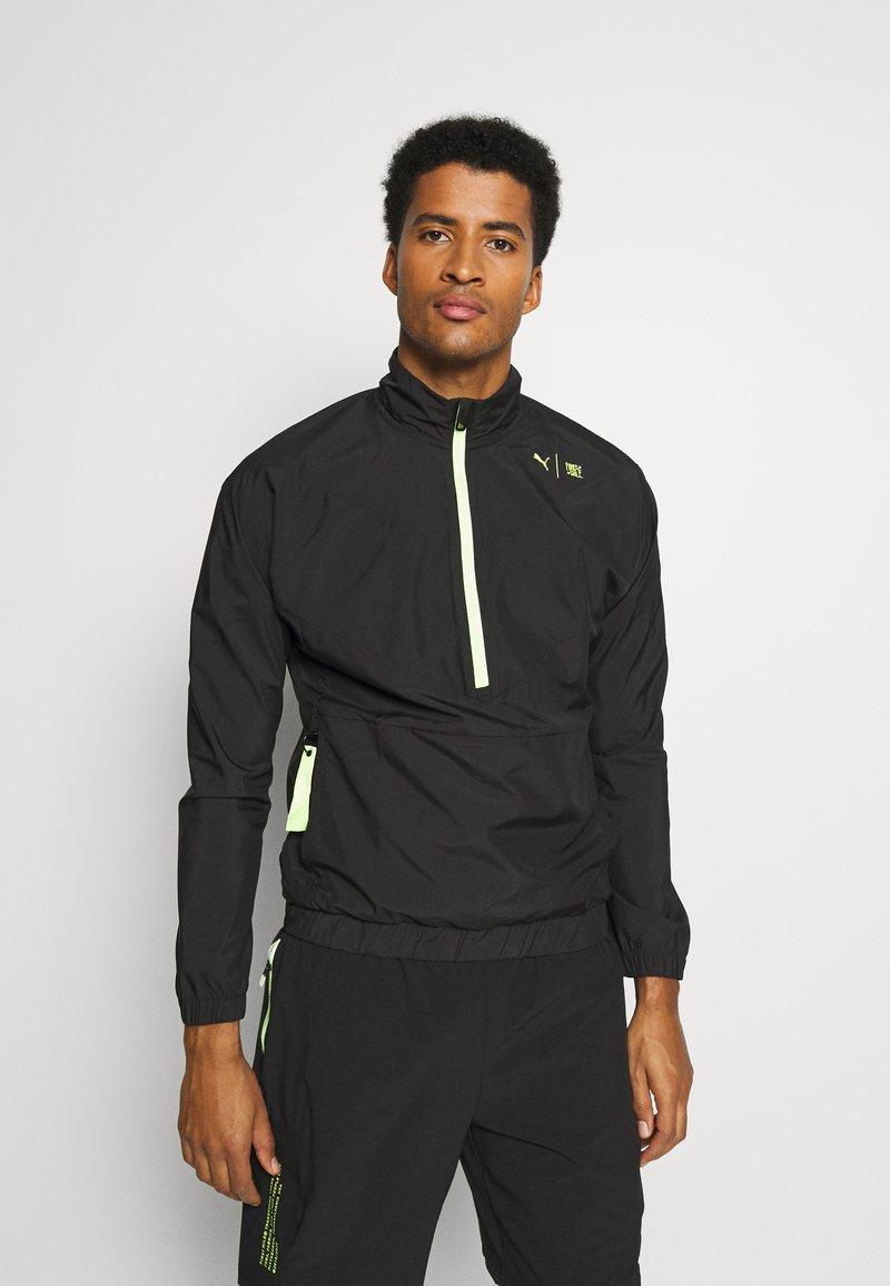 Puma - TRAIN FIRST MILE XTREME JACKET - Training jacket - black